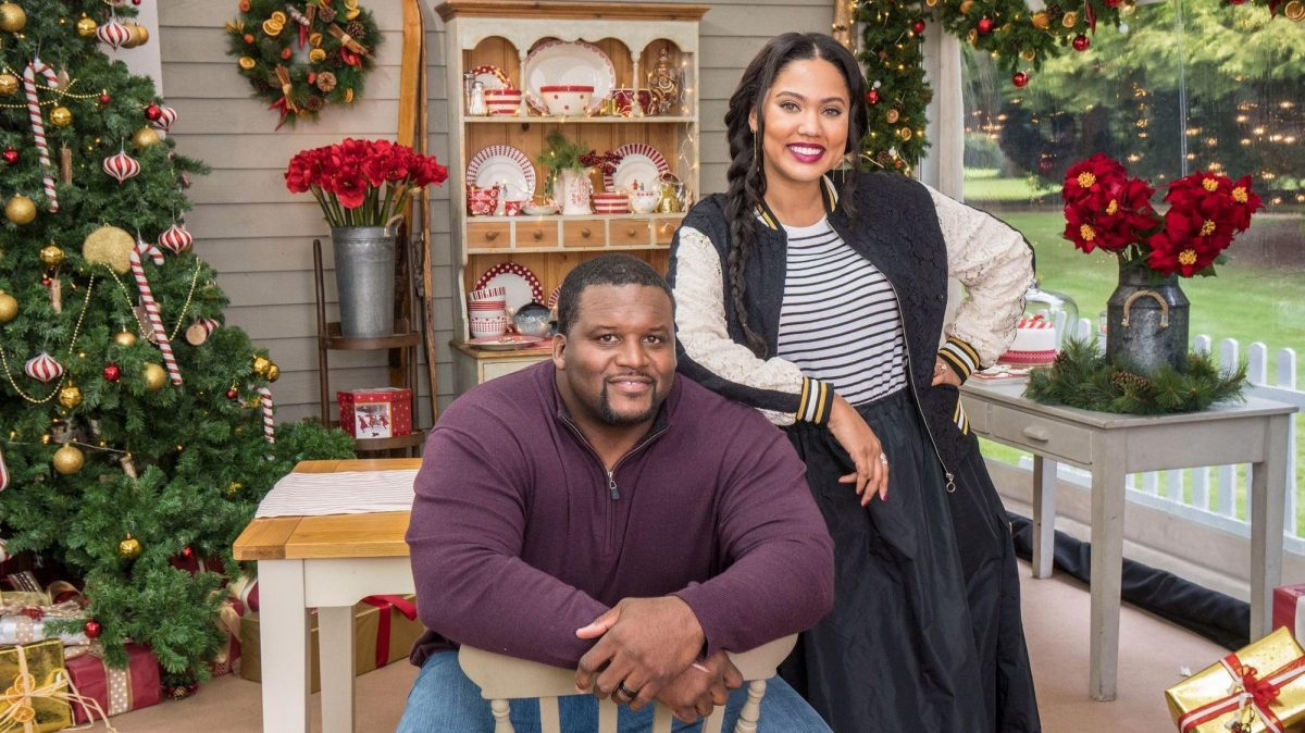 """Former NFL Star Anthony """"Spice"""" Adams Reinvents Himself as Comedian and  Baking Show Host"""