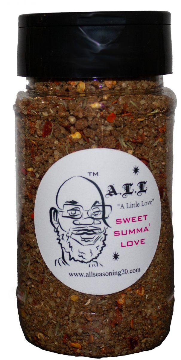 Sweet Suma Love Seasoning