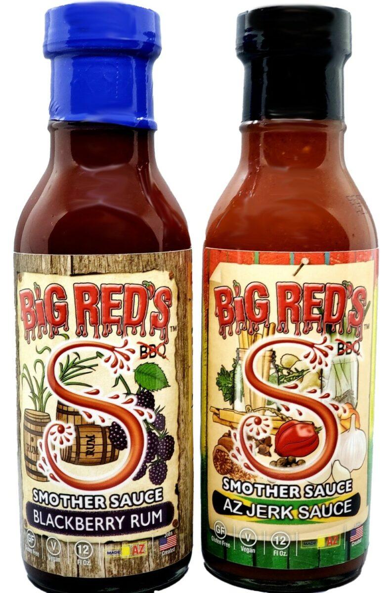 Big Red's Hot Sauce, Smother Sauce