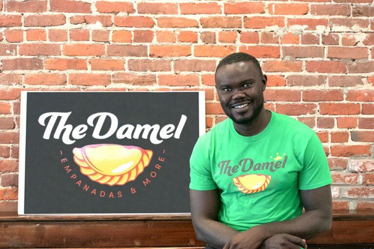 Senegalese Chef Oumar Diouf