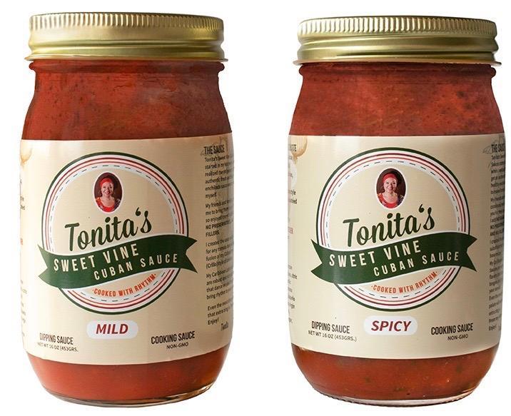 Tonita's Sweet Vine Cuban Sauce
