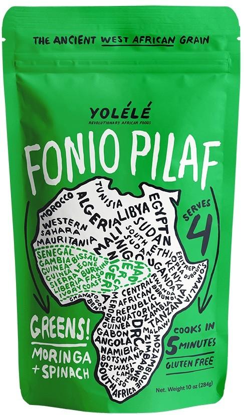 Fonio Pilaf