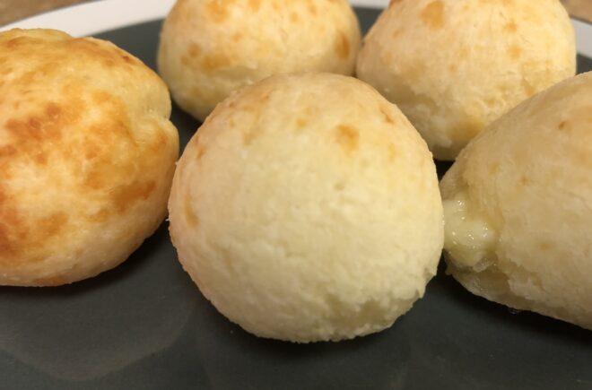 Pao de Queijo – Traditional Brazilian Cheese Bread