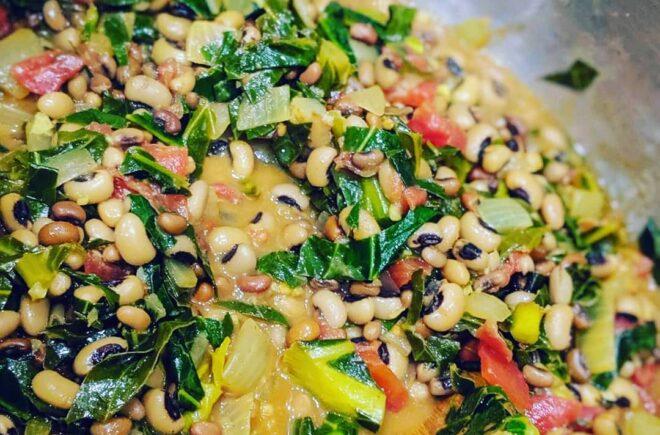 Black-Eyed peas recipes