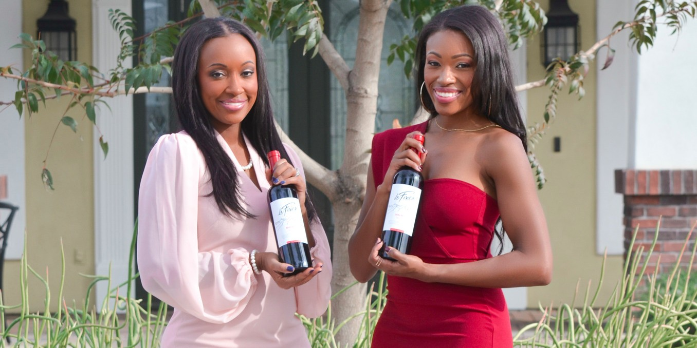 Shaunna Cooper and Shayla Smith of Wine Spencer