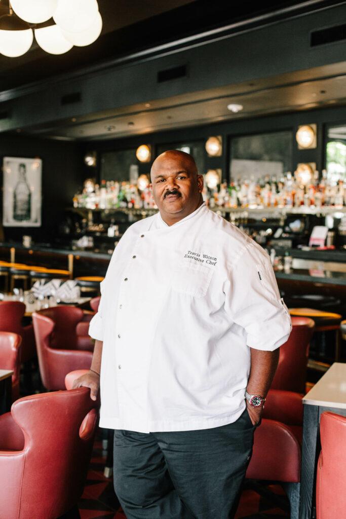 Executive Chef Travis Watson