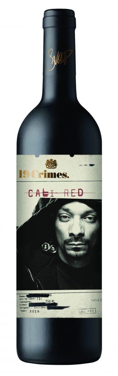 19 Crimes Snoop Cali Red Bottle
