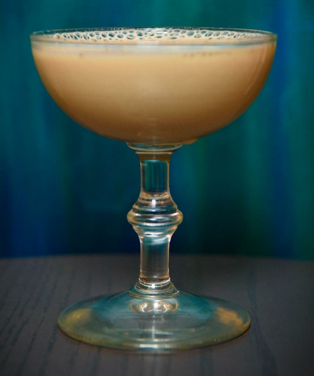 Haitian Nights cocktail by Adrian Lindsay