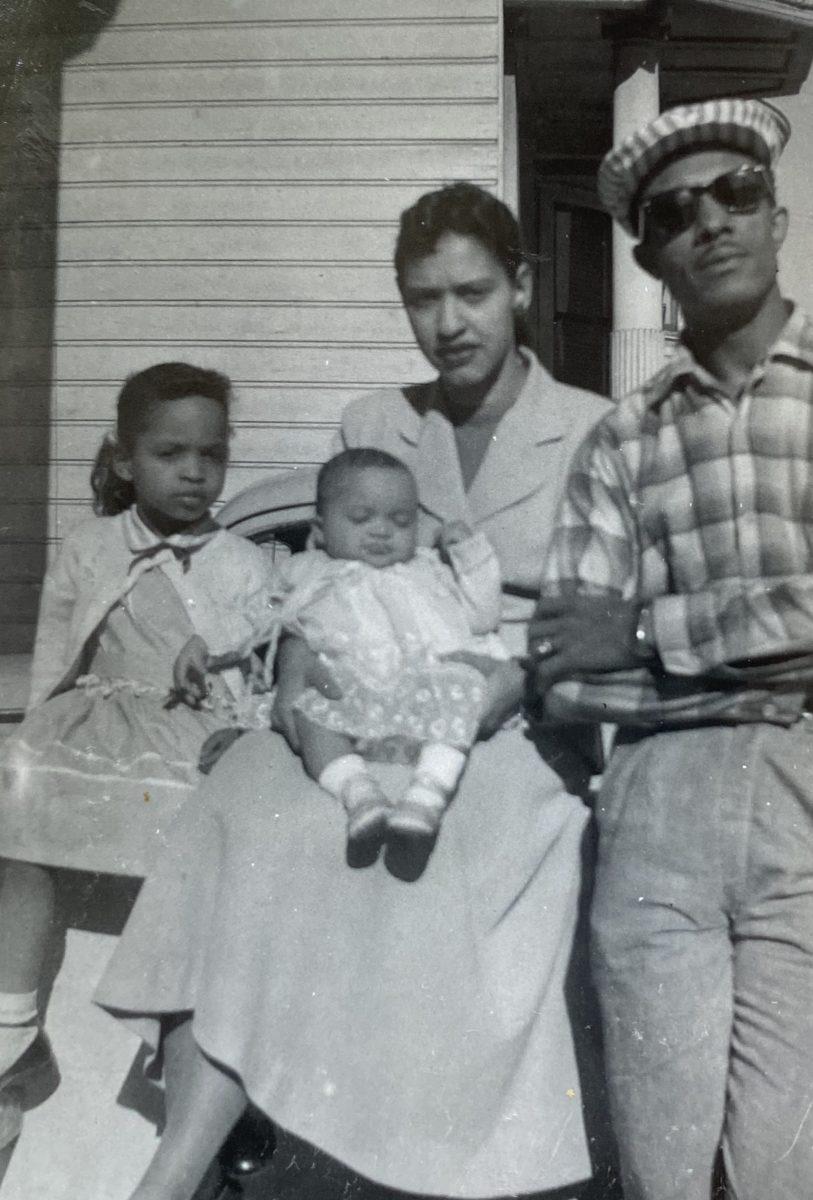 Tonia Chapple and Family