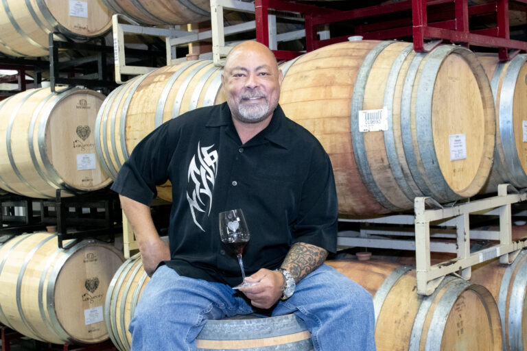 Phil Long of Longevity Wines