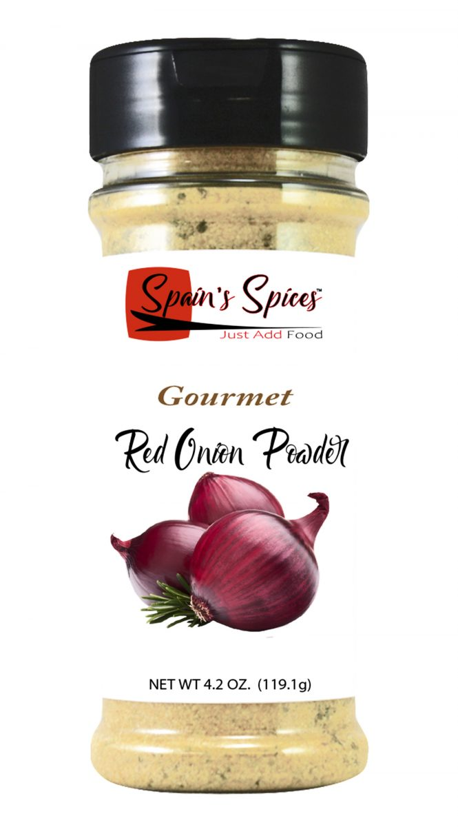 Spain's Spices Red Onion Powder