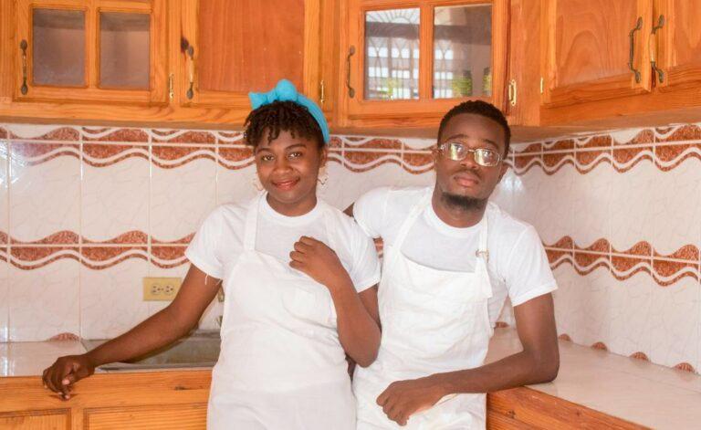 Rémy Monexant and Semantha Vixamar of Thamy's Kitchen