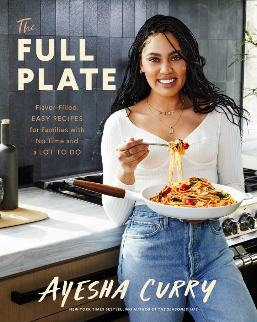 The Full Plate by Ayesha
