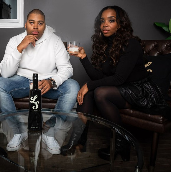 LS Cream Liqueur by Steven Charles and Myriam Jean-Baptiste