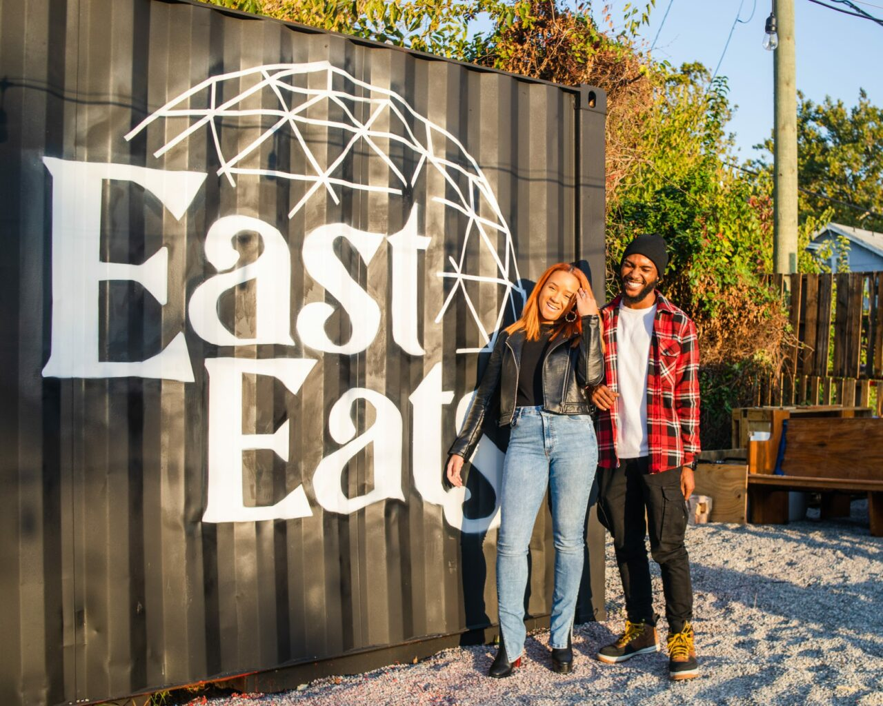 Opening weekend at East Eats