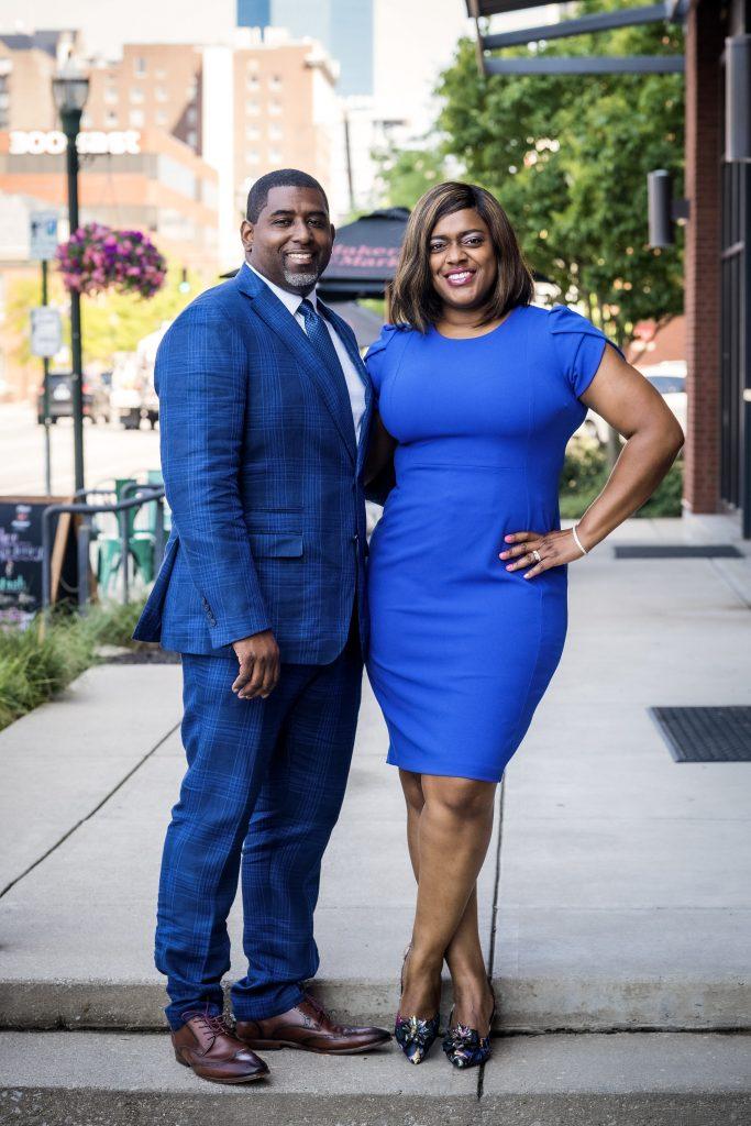 Sean and Tia Edwards of Fresh Bourbon