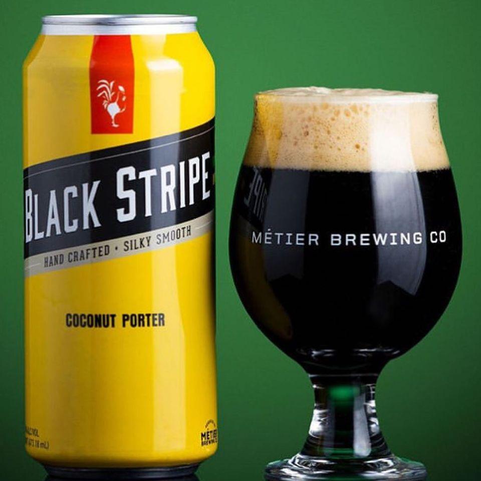 Black Stripe beer