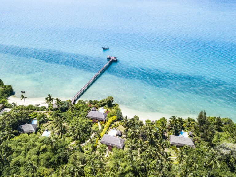 Zanzi Resort in Zanzibar, Tanzania