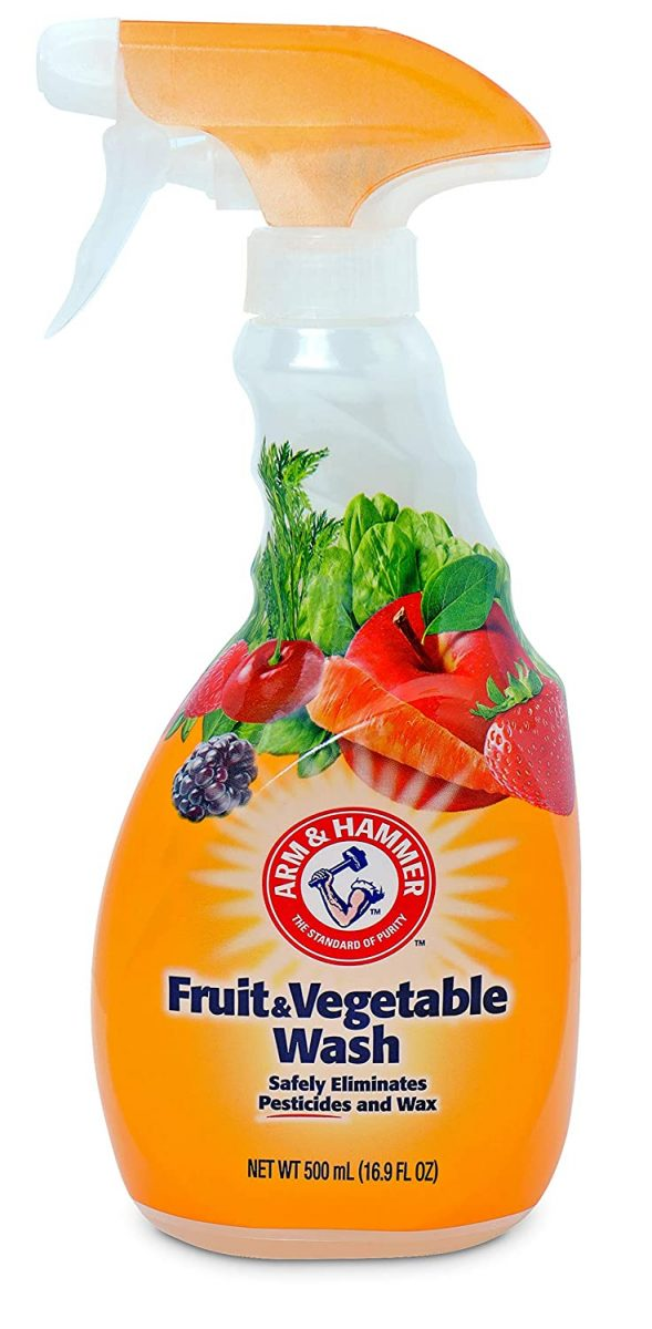 Arm and Hammer Fruit and Vegetable Wash