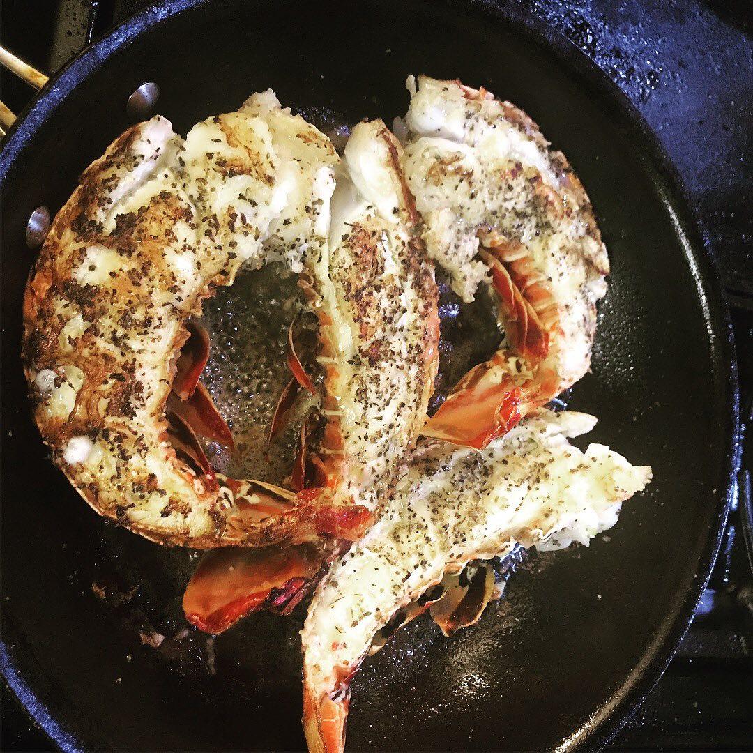 Jerk Shack lobster