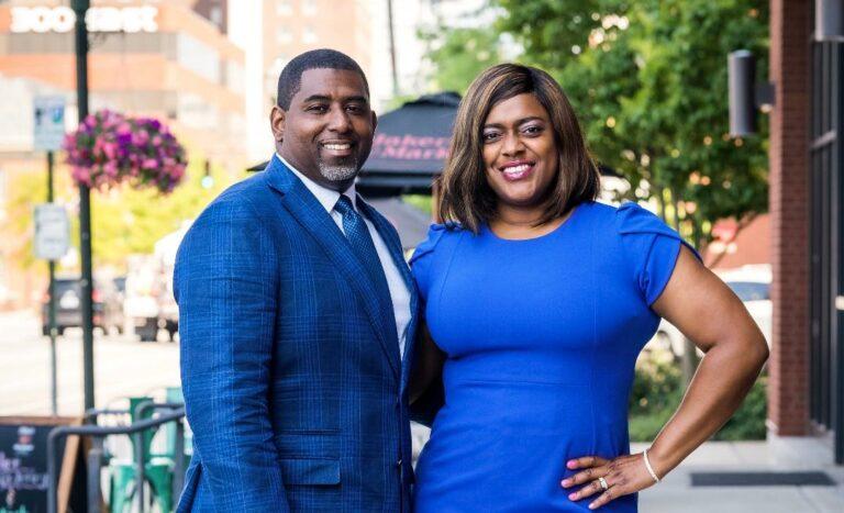 Sean and Tia Edwards, Fresh Bourbon