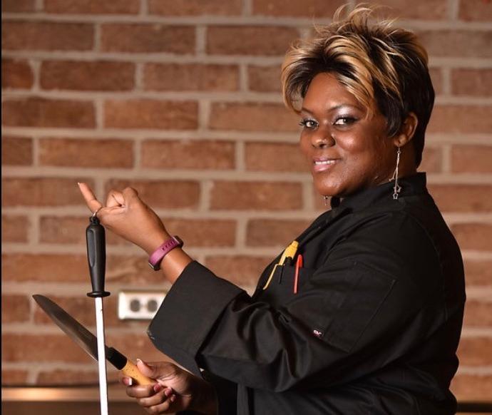 Chef LaToya Larkin of Black Girl Tamales