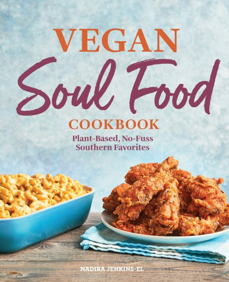 Vegan Soul Food Cookbook