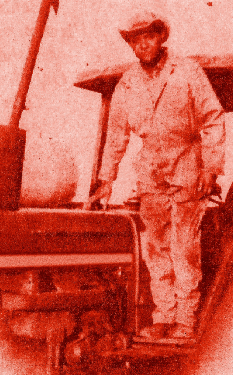 Tiffani Neal Barlow's Grandfather