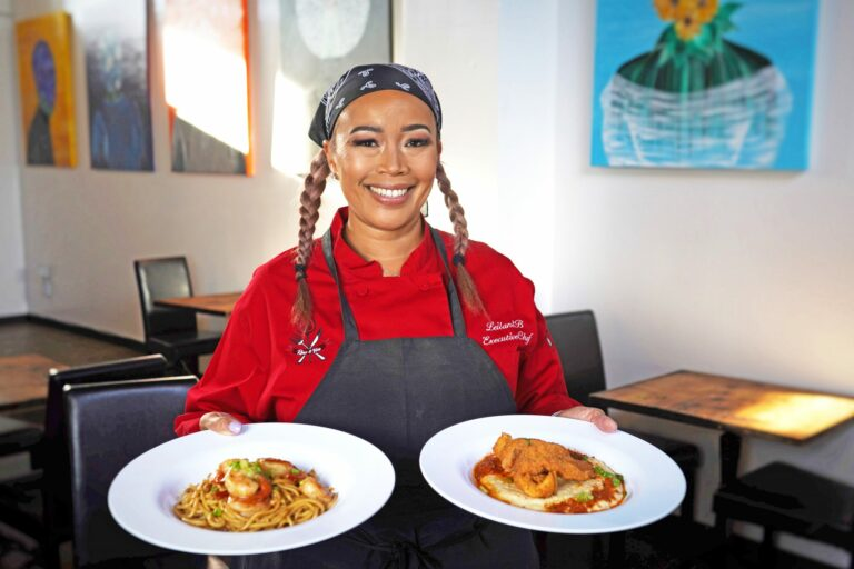 Chef Leilani Baugh