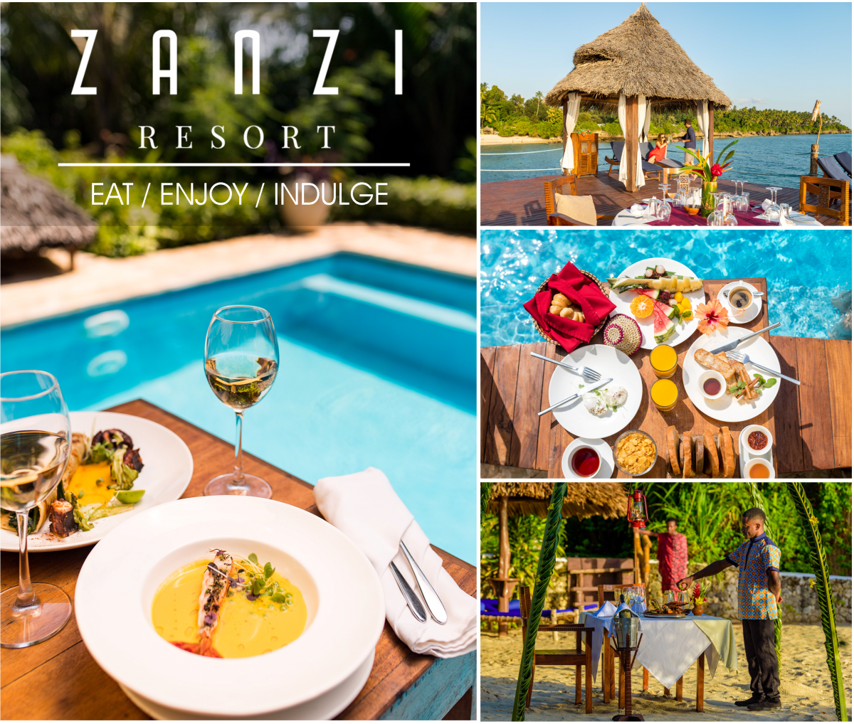 Zanzi Resort Marketing