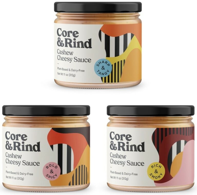Core & Rind Cheese Sauce