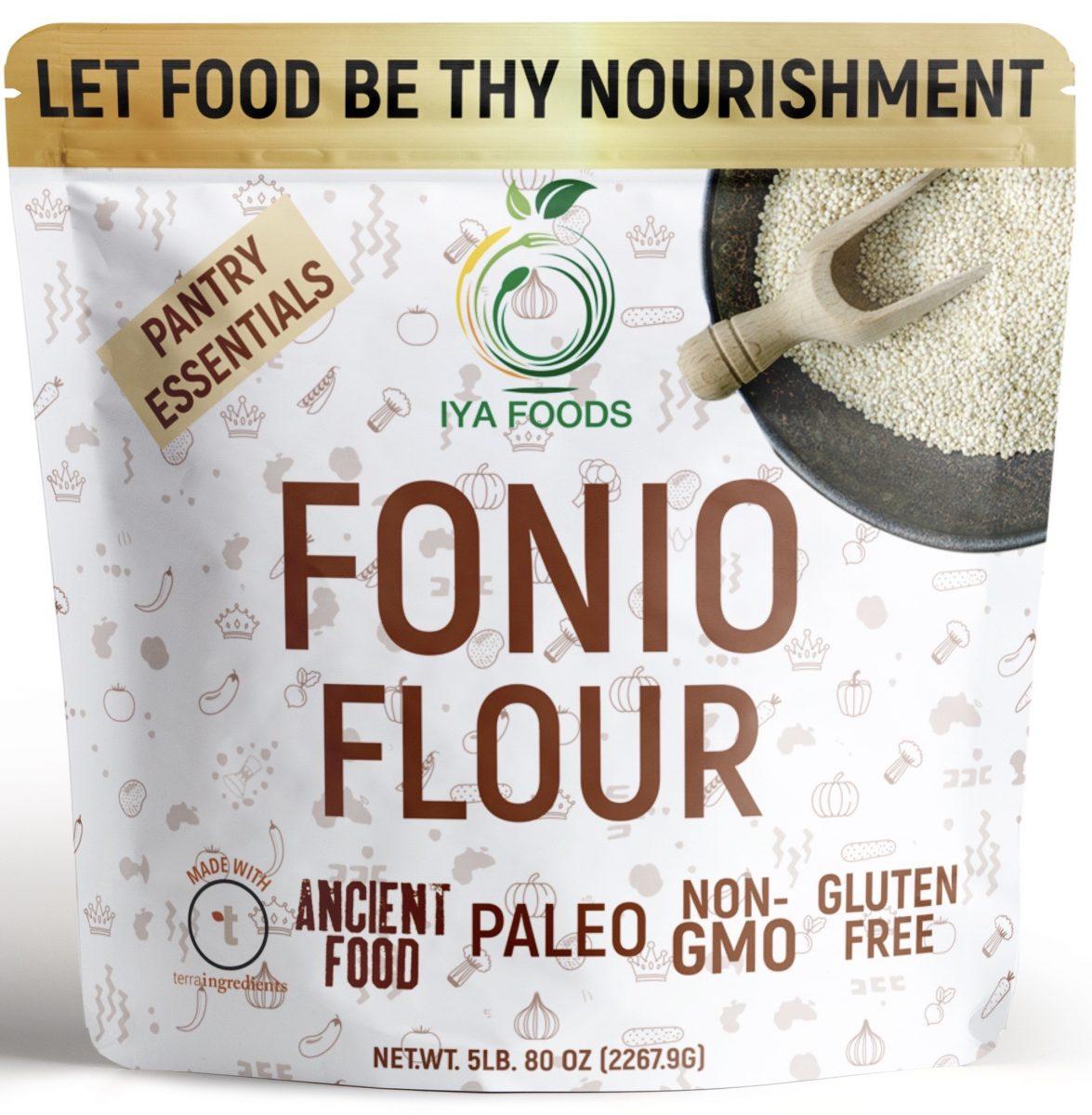 Fonio Flour