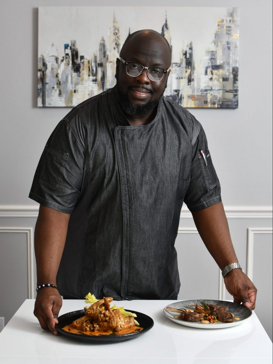 Fredrick Jacobs of Celebrity's Soul Food