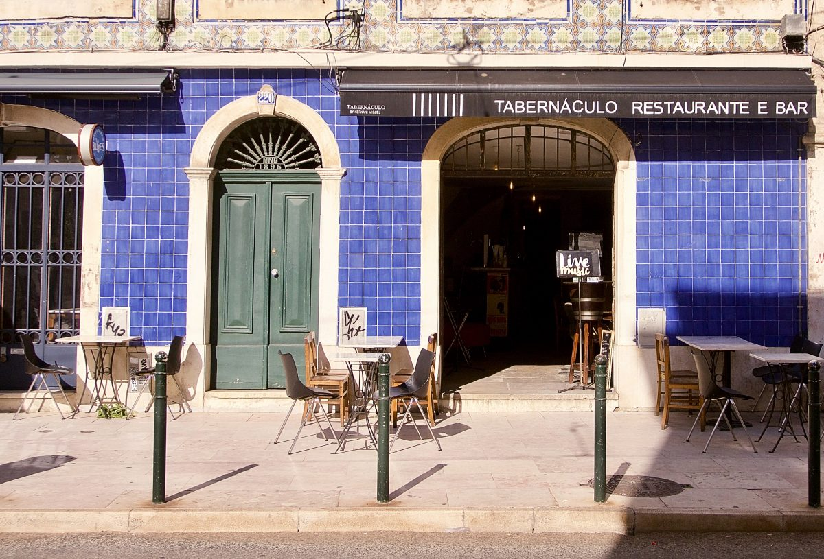 Tabernáculo by Hernâni Miguel