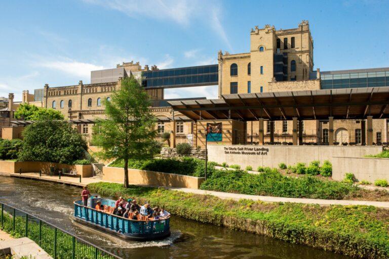 San-Antonio-Museum of Art River View