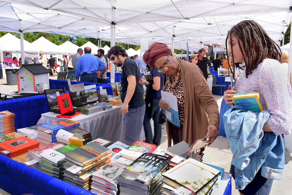 The San Antonio Book Festival