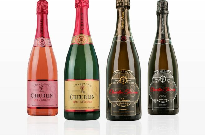 Isiah Thomas' Award-Winning Cheurlin Champagne Launches E-Commerce Storefront with Thirstie