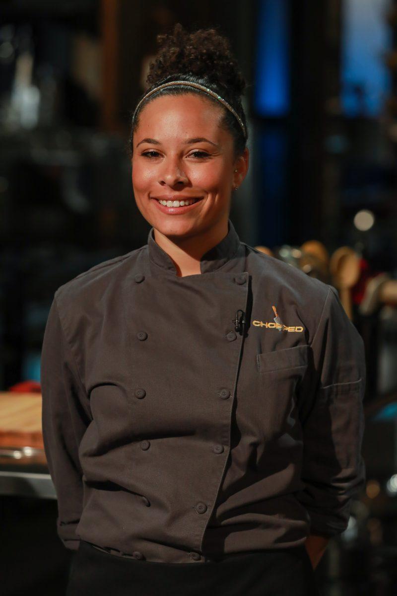 Chef Kathleen O'Brien Price Portrait
