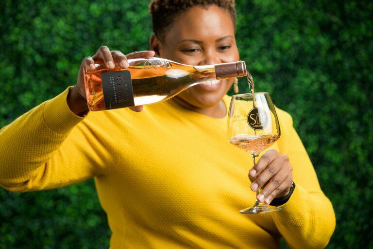 Cassandra Schaeg, owner of SIP Wine & Beer