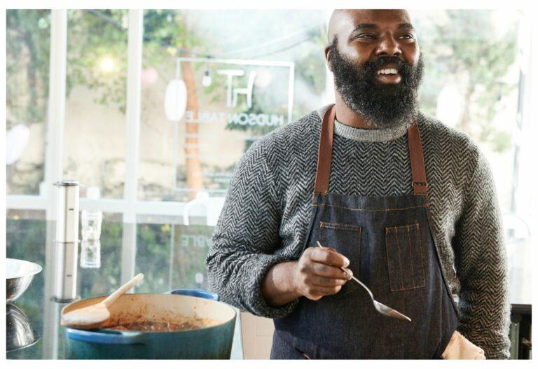 Chef Omar Tate
