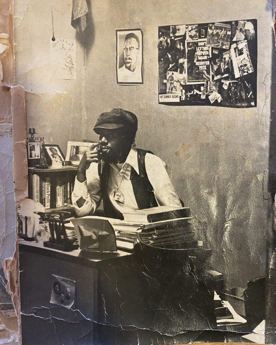 Chef Omar Tate Grandfather