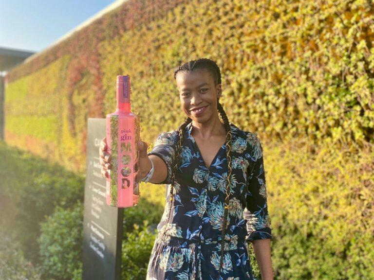 Nzeka Biyela Locks Down a South African Gin Like No Other