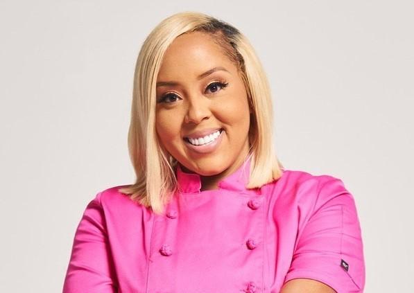 Laricia Chandler Baker aka Chef Fab