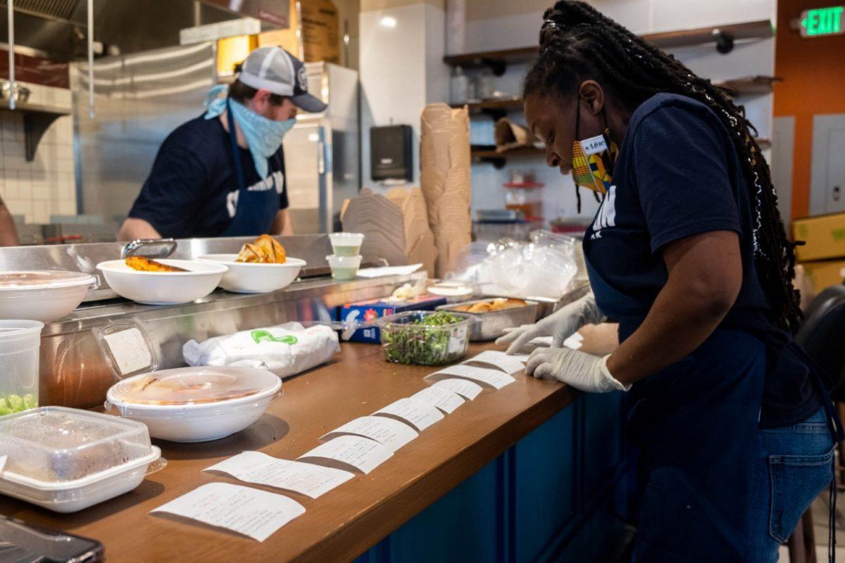 Communion Kitchen Service