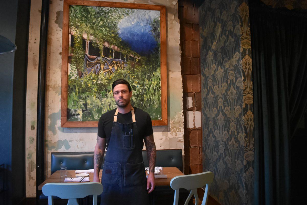 Pennyroyal Station Chef Jesse Miller