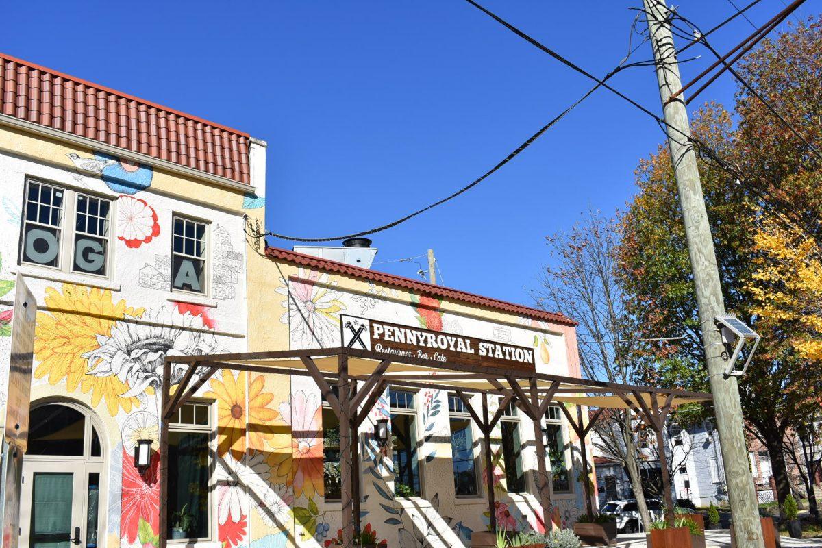 Pennyroyal Station