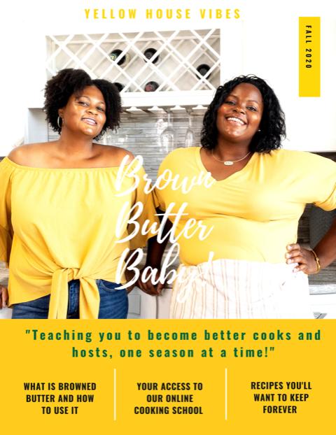 Yellow House Vibe Fall 2020