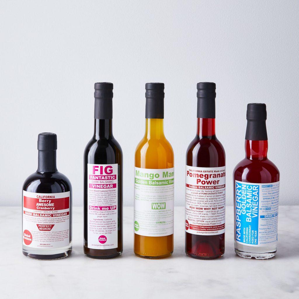 Fruit Infused Vinegars