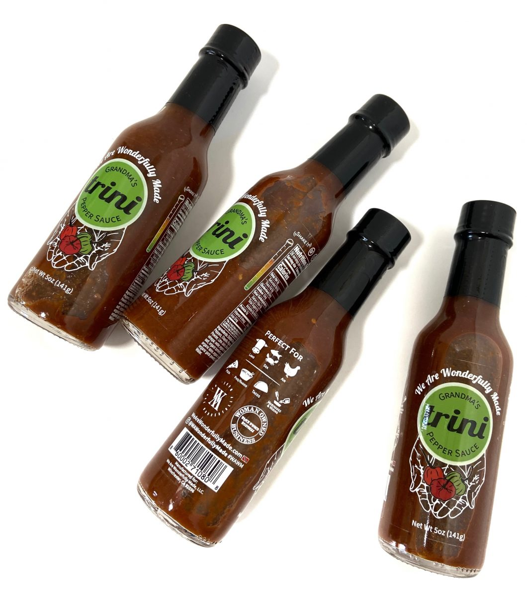 Grandma's Trini Pepper Sauce