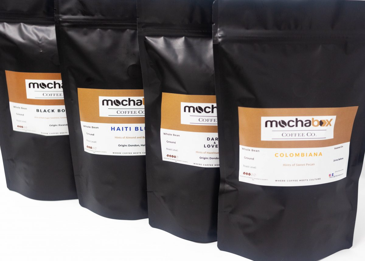 MochaBox Coffee products